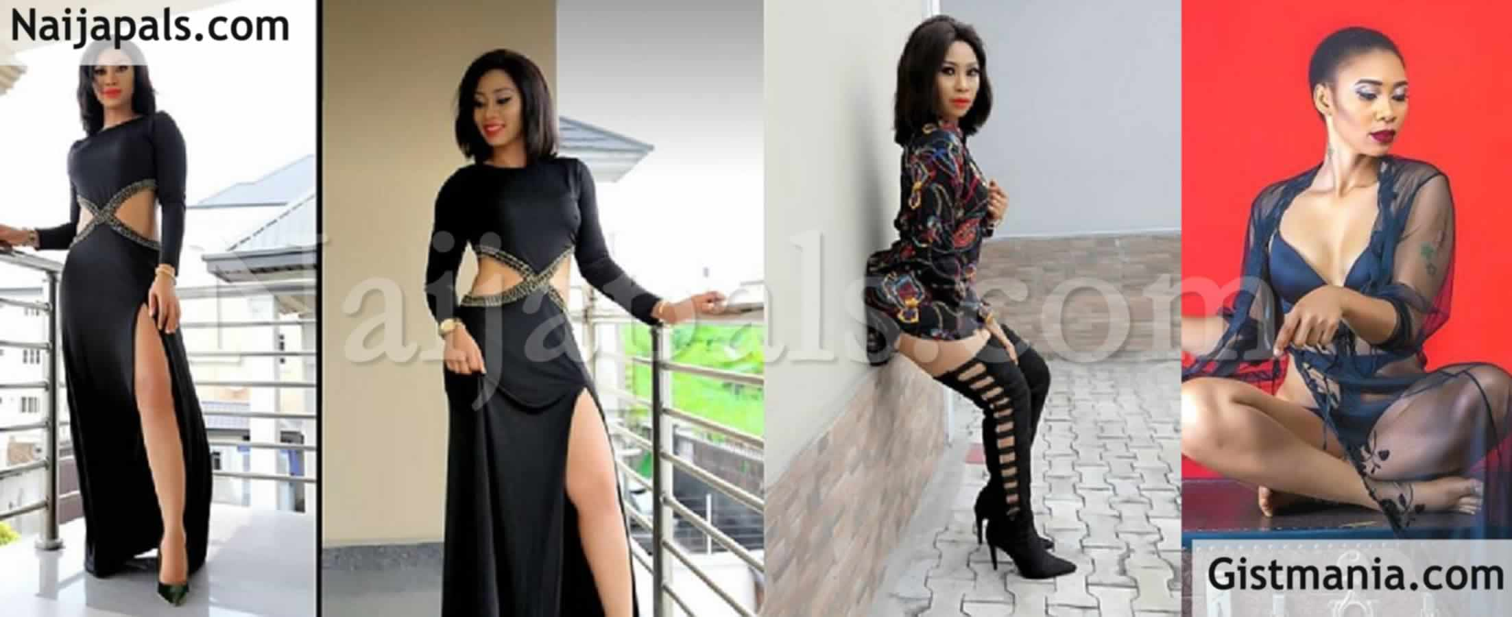 """<img alt='.' class='lazyload' data-src='https://img.gistmania.com/emot/comment.gif' /> <b>""""How My Husband Banned Me From Kissing On Movie Sets""""</b> - Actress, Angel Samuda Opens Up"""