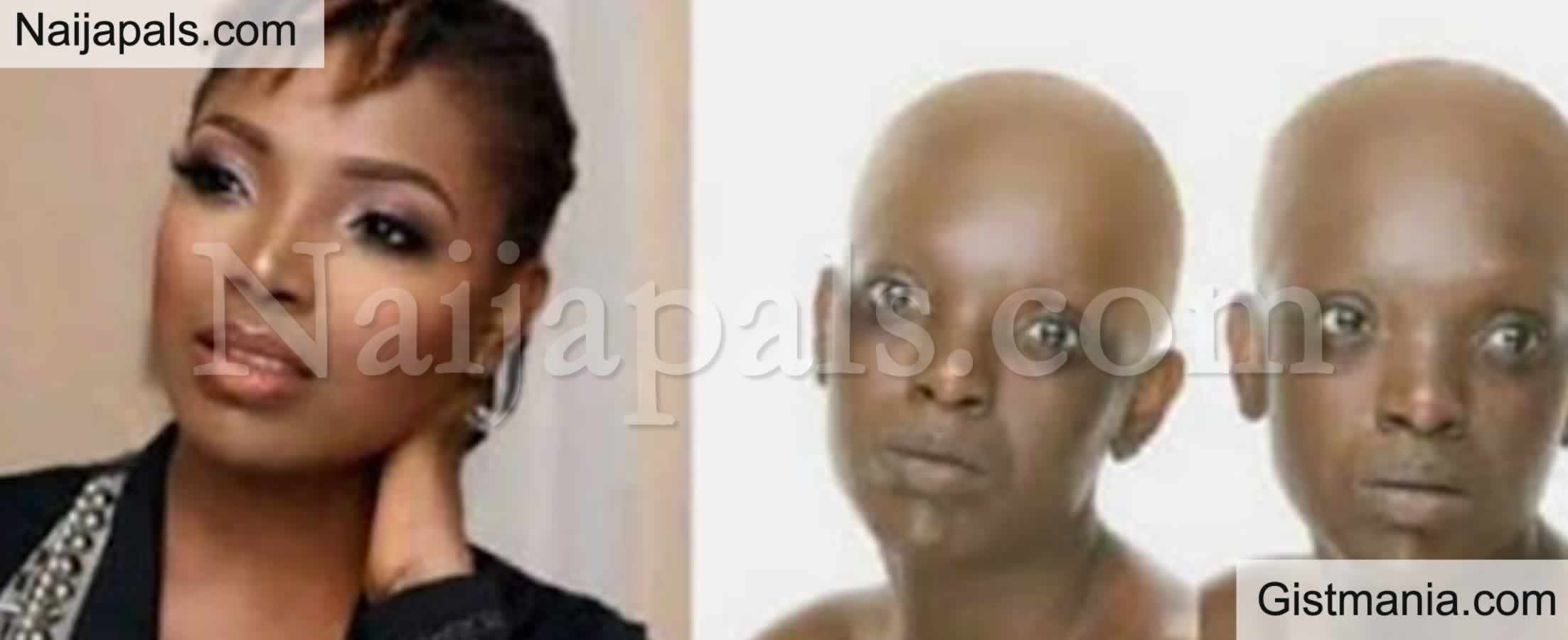 <img alt='.' class='lazyload' data-src='https://img.gistmania.com/emot/comment.gif' /> <b>Actress Annie Idibia Debunks Viral News That She Is Terminally Ill</b>