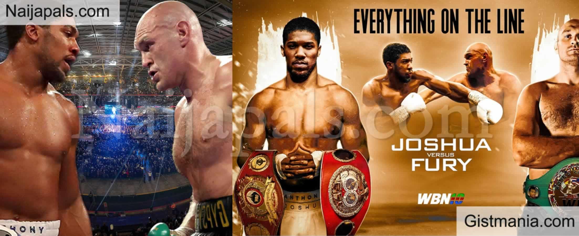 <img alt='.' class='lazyload' data-src='https://img.gistmania.com/emot/comment.gif' /> <b>I Won't Lose My Unbeaten Record To You, Tyson Fury Tells Anthony Joshua</b>