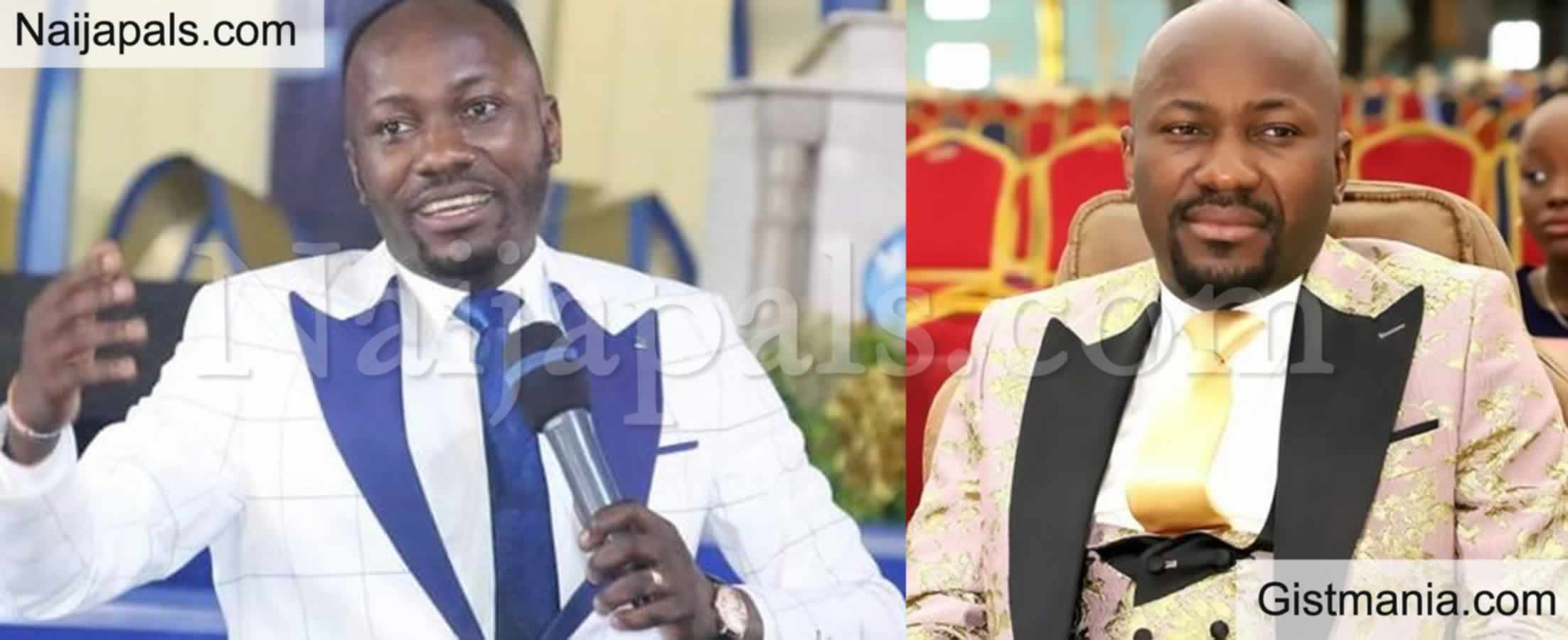 <img alt='.' class='lazyload' data-src='https://img.gistmania.com/emot/comment.gif' /> <b>Apostle Suleiman Debunks News Of Adultery With A Pastor's Wife & Being Probe By Police</b>