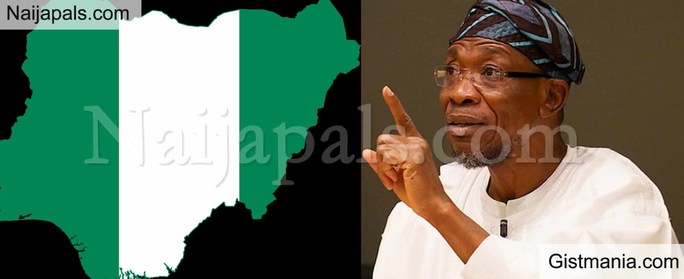 <img alt='.' class='lazyload' data-src='https://img.gistmania.com/emot/news.gif' /> <b>Federal Government Admits Nigeria's Land Borders Are Porous</b> - Aregbesola Reveals