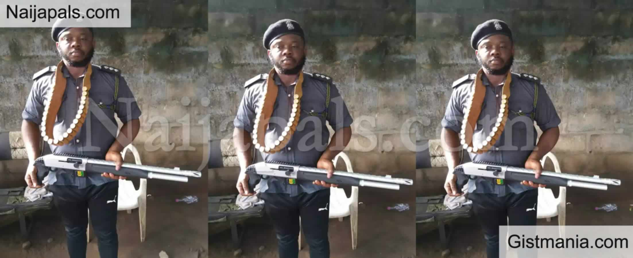 <img alt='.' class='lazyload' data-src='https://img.gistmania.com/emot/comment.gif' /> <b>Imo Police Arrest Suspected Gunman, Micheal Osundu For Attacking Police Station</b>