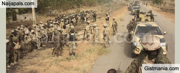 Nigerian Army Release Hot Lines As Its Set To Begin