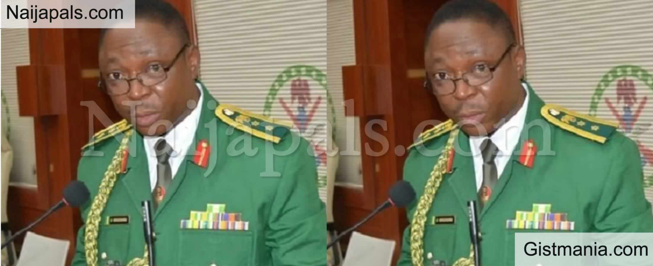 <img alt='.' class='lazyload' data-src='https://img.gistmania.com/emot/comment.gif' /> <b>Nigeria Army Slams Gumi's After He Alleged That Nigerian Military Support Bandits</b>