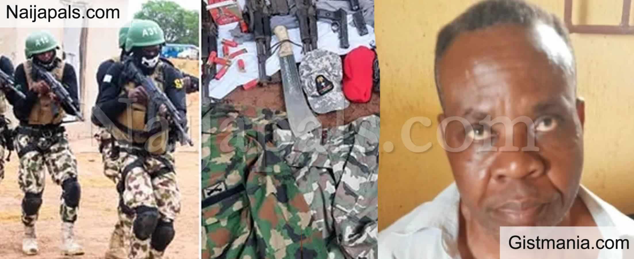 <img alt='.' class='lazyload' data-src='https://img.gistmania.com/emot/news.gif' /> <b>Nigerian Army Invades IPOB Hideout, Arrests Ikonso's Deputy</b>