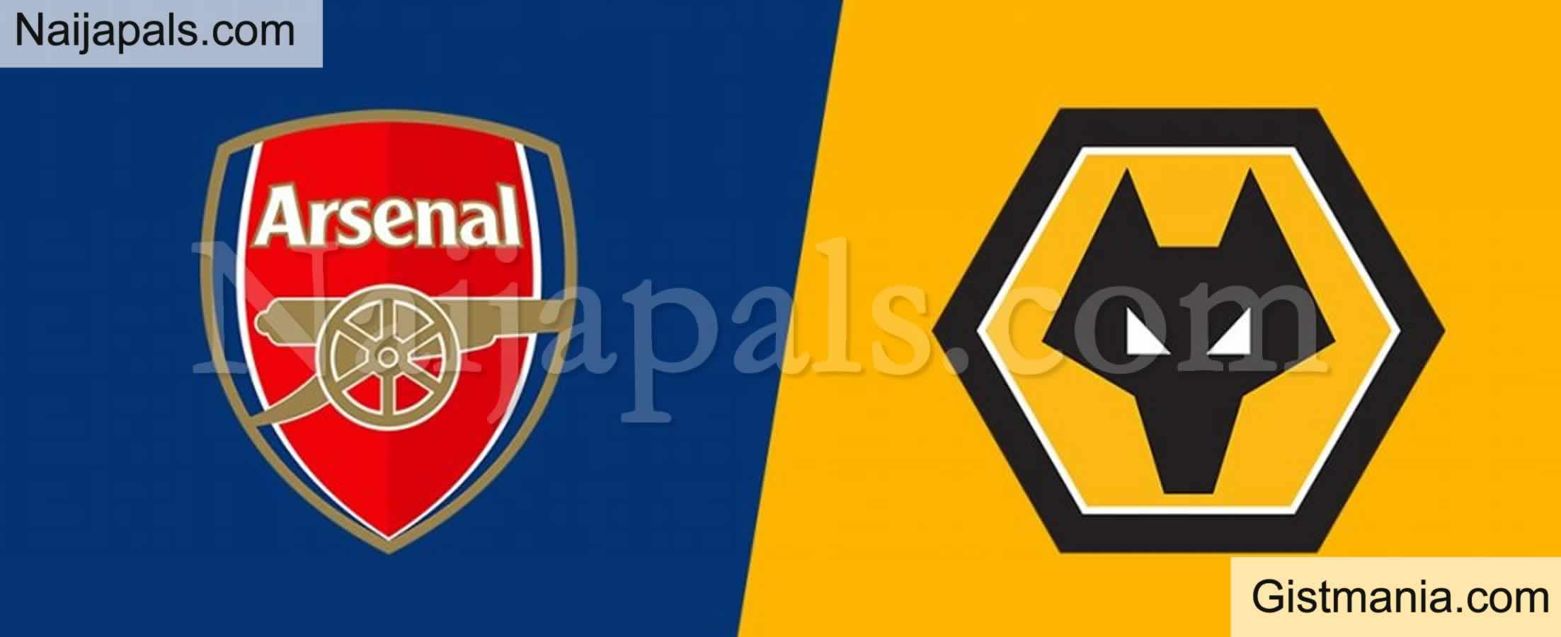 <img alt='.' class='lazyload' data-src='https://img.gistmania.com/emot/soccer.gif' /> <b>Arsenal v Wolves : English Premier League Match, Team News, Goal Scorers and Stats</b>