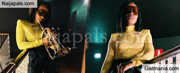 Sensational Singer, Asa Looks Chic In These Lovely New Photos