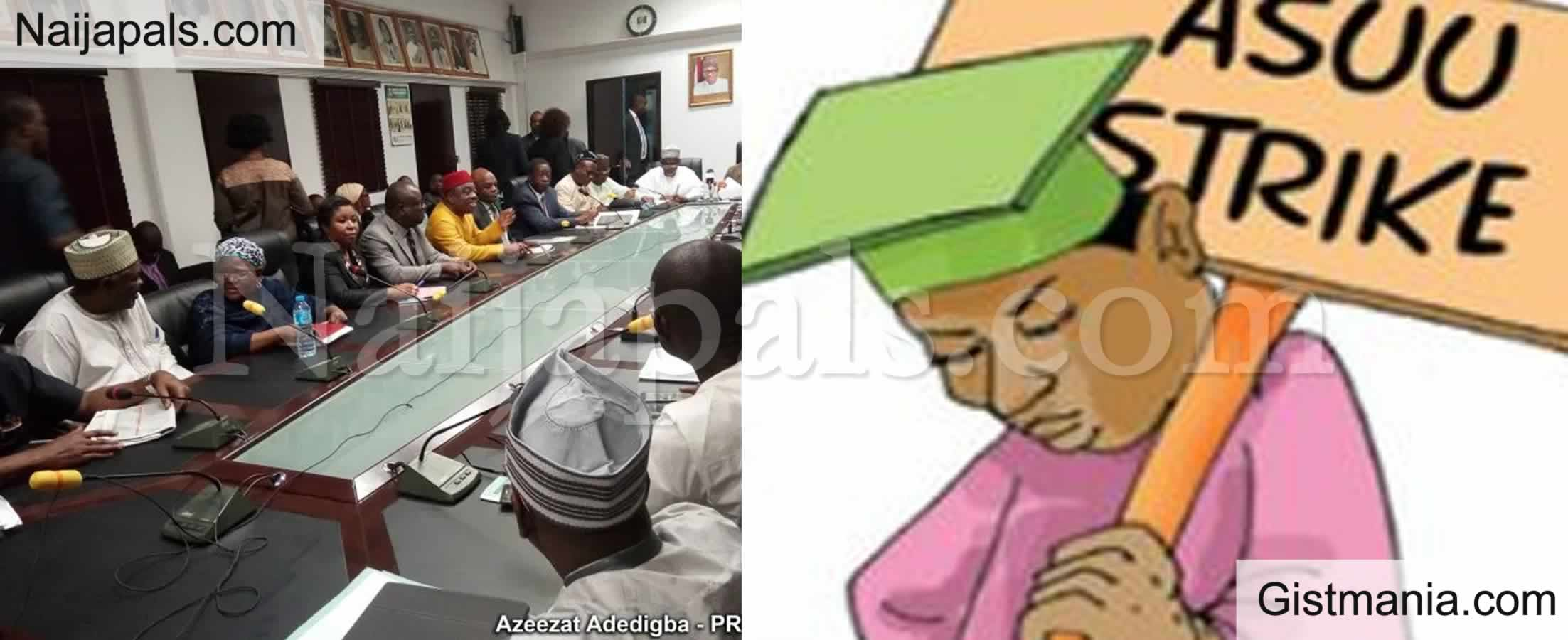 <img alt='.' class='lazyload' data-src='https://img.gistmania.com/emot/news.gif' /> <b>ASUU Set To Call Off Strike, Releases Statement On Reasons For Setback</b>