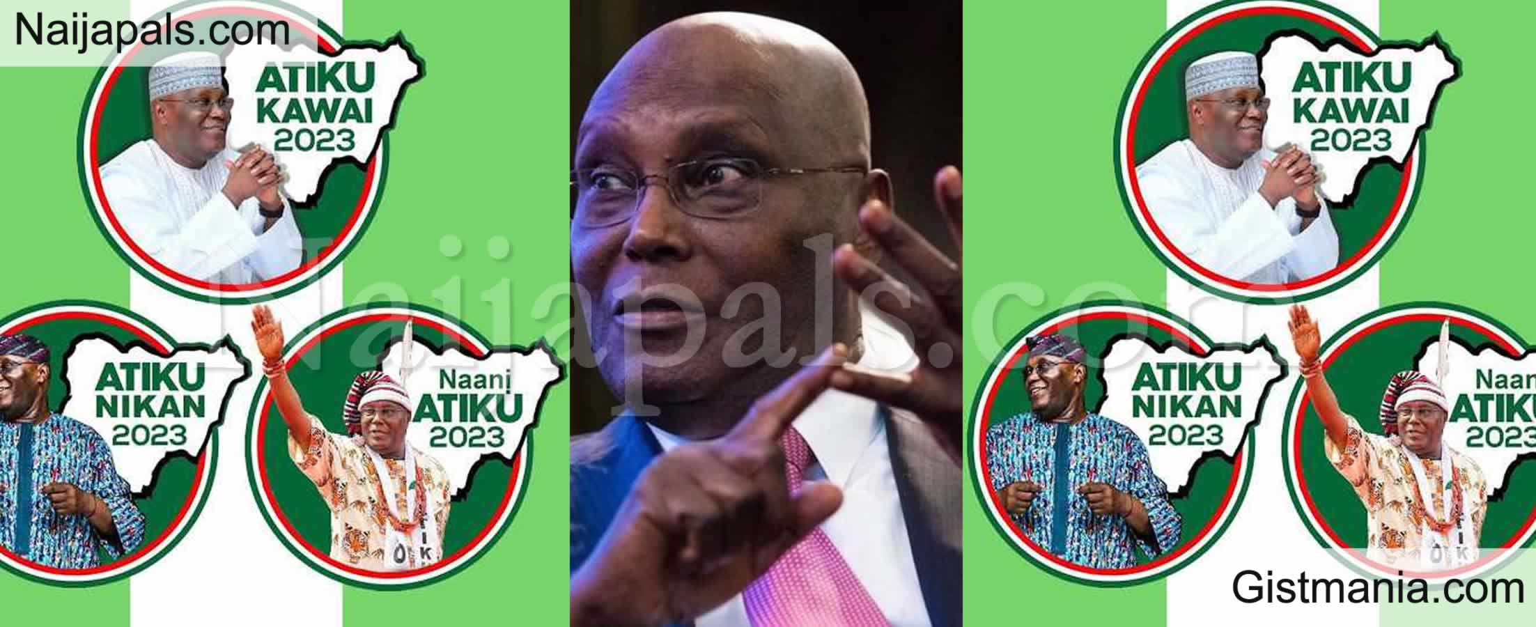 <img alt='.' class='lazyload' data-src='https://img.gistmania.com/emot/comment.gif' /> <b>Former VP Atiku Begs Nigerians To Give PDP Another Chance in 2023</b>