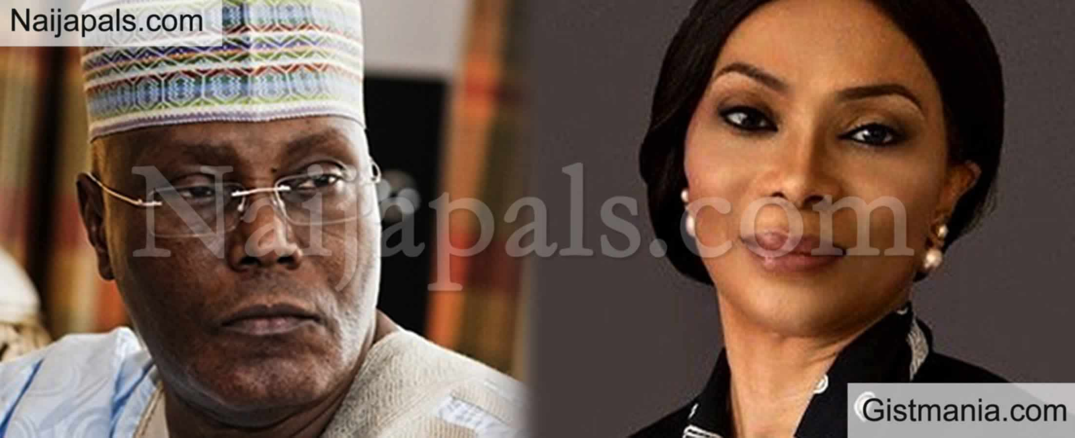 <img alt='.' class='lazyload' data-src='https://img.gistmania.com/emot/broken_heart.gif' /> Former VP, <b>Atiku's Third Wife Leaves Matrimonial Home After Decision To Take Fourth Wife</b>