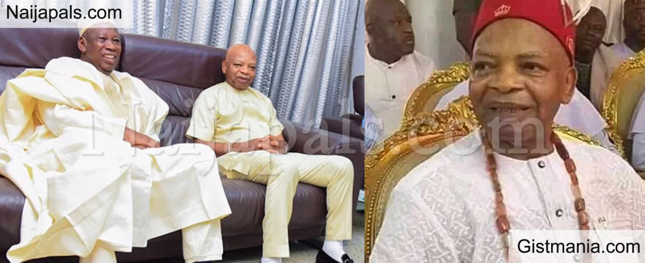 <img alt='.' class='lazyload' data-src='https://img.gistmania.com/emot/comment.gif' /> <b>Why an Igbo Man Cannot Become Nigeria's President</b> - Billionaire Oil Magnate, Arthur Eze
