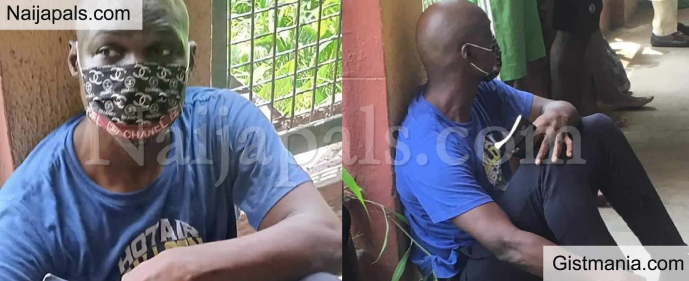 <img alt='.' class='lazyload' data-src='https://img.gistmania.com/emot/video.gif' /> Photos And <b>Video Of Baba Ijesha As He Was Arraigned In Court Today</b>