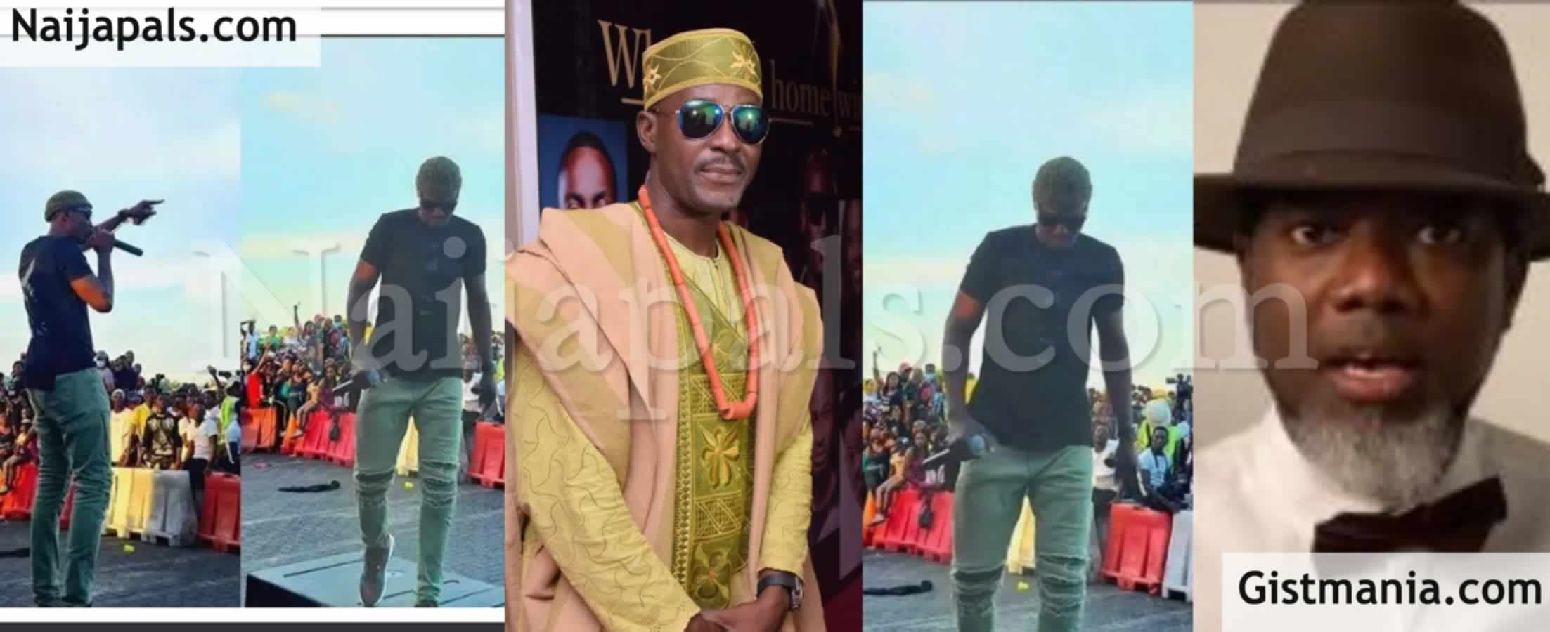 <img alt='.' class='lazyload' data-src='https://img.gistmania.com/emot/comment.gif' /> '<b>Respect The Dead, He Was Never Battling An Illness At This Point'</b>- Late Sound Sultan's Brother, Baba Dee Replies Reno Omokri