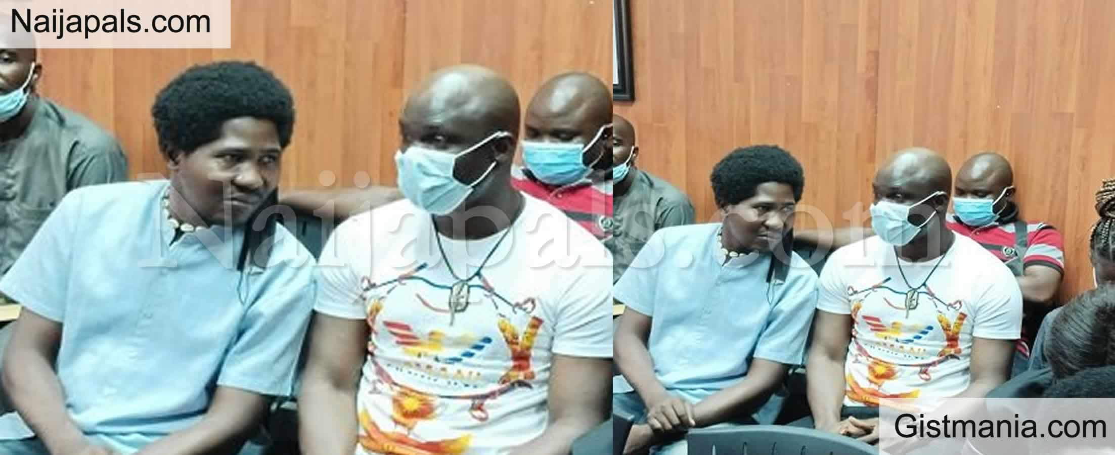 """<img alt='.' class='lazyload' data-src='https://img.gistmania.com/emot/comment.gif' /><b>""""He Removed His Genitals And Told Me To Sit On His Lap"""" - Baba Ijesha's Alleged Victim To Court</b>"""