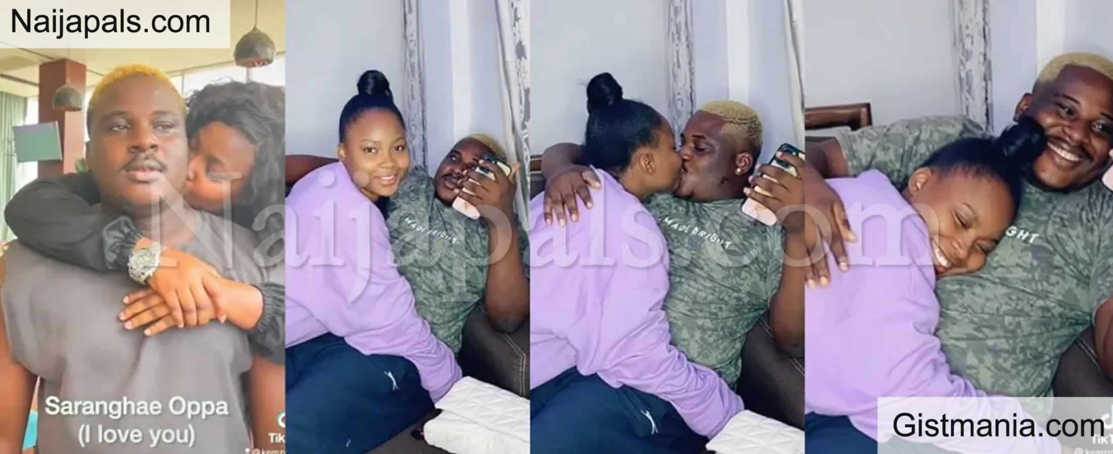 <img alt='.' class='lazyload' data-src='https://img.gistmania.com/emot/comment.gif' /> <b>IG Skit Makers, Bae U And Kemz Mama Spark Dating Rumours In New Loved Up Photos</b>