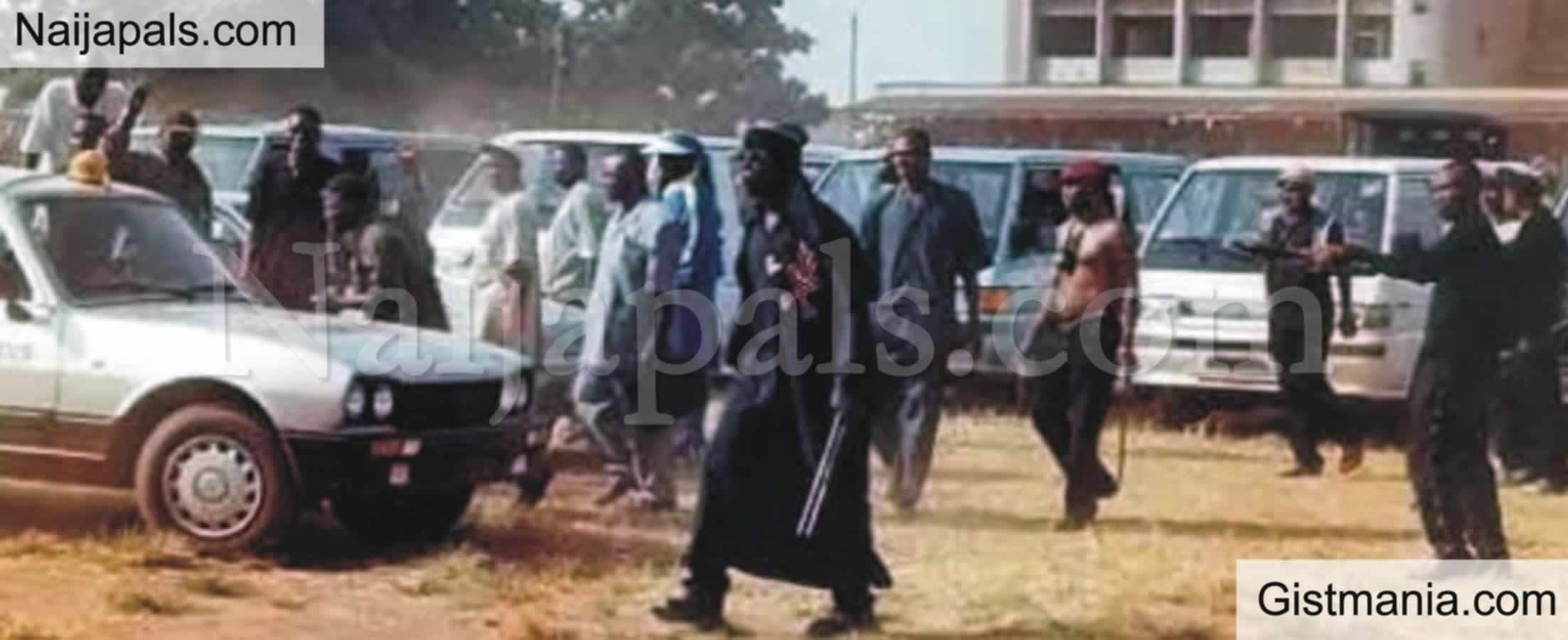 <img alt='.' class='lazyload' data-src='https://img.gistmania.com/emot/news.gif' /> I<b>nsecurity In The South East, Bakassi Boys Return, Years After Disbandment</b>