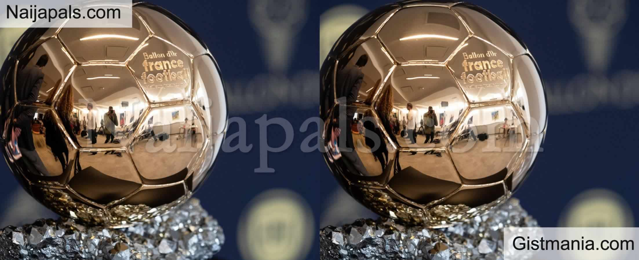 <img alt='.' class='lazyload' data-src='https://img.gistmania.com/emot/news.gif' /> Ballon d'Or 2021: <b>Check Players Positioned To Win Award Named</b>