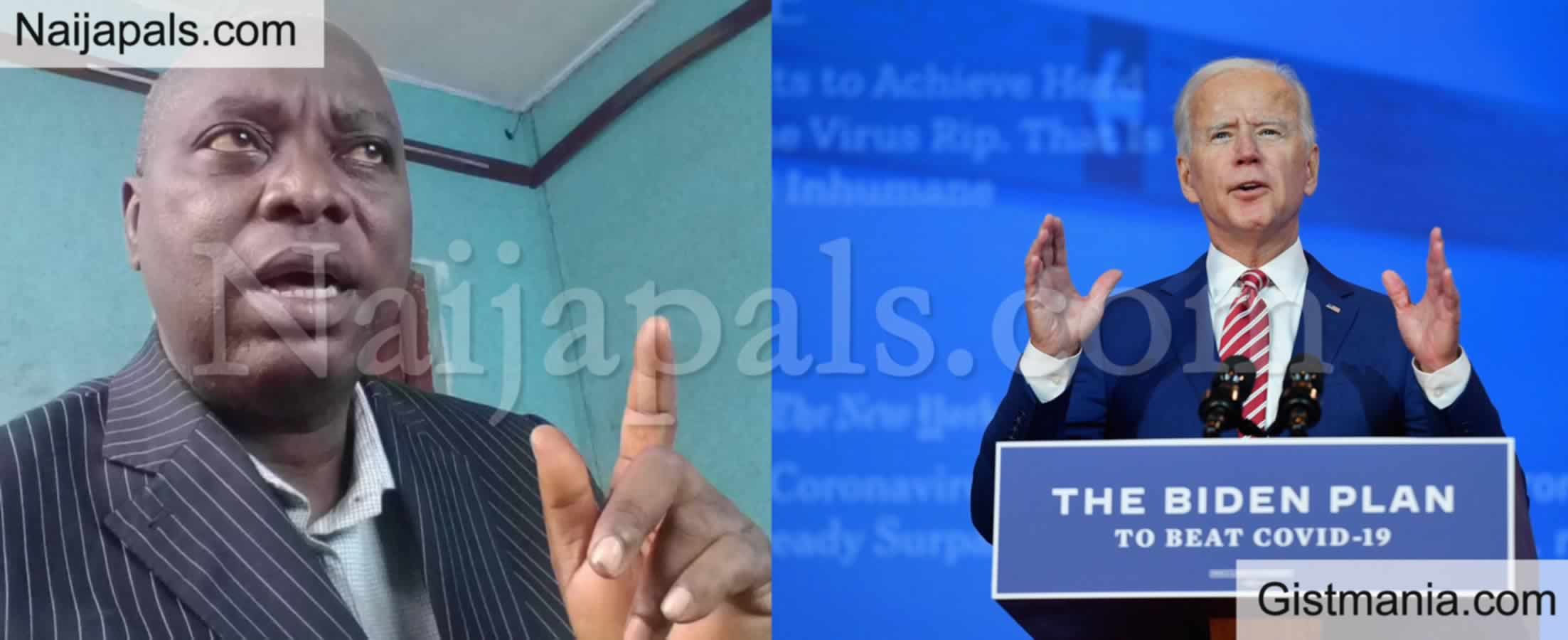 <img alt='.' class='lazyload' data-src='https://img.gistmania.com/emot/comment.gif' /> <b>Olusegun Bamgbose Advises Americans, Reveals Who Will Be Joe Bidens Greatest Distraction</b>