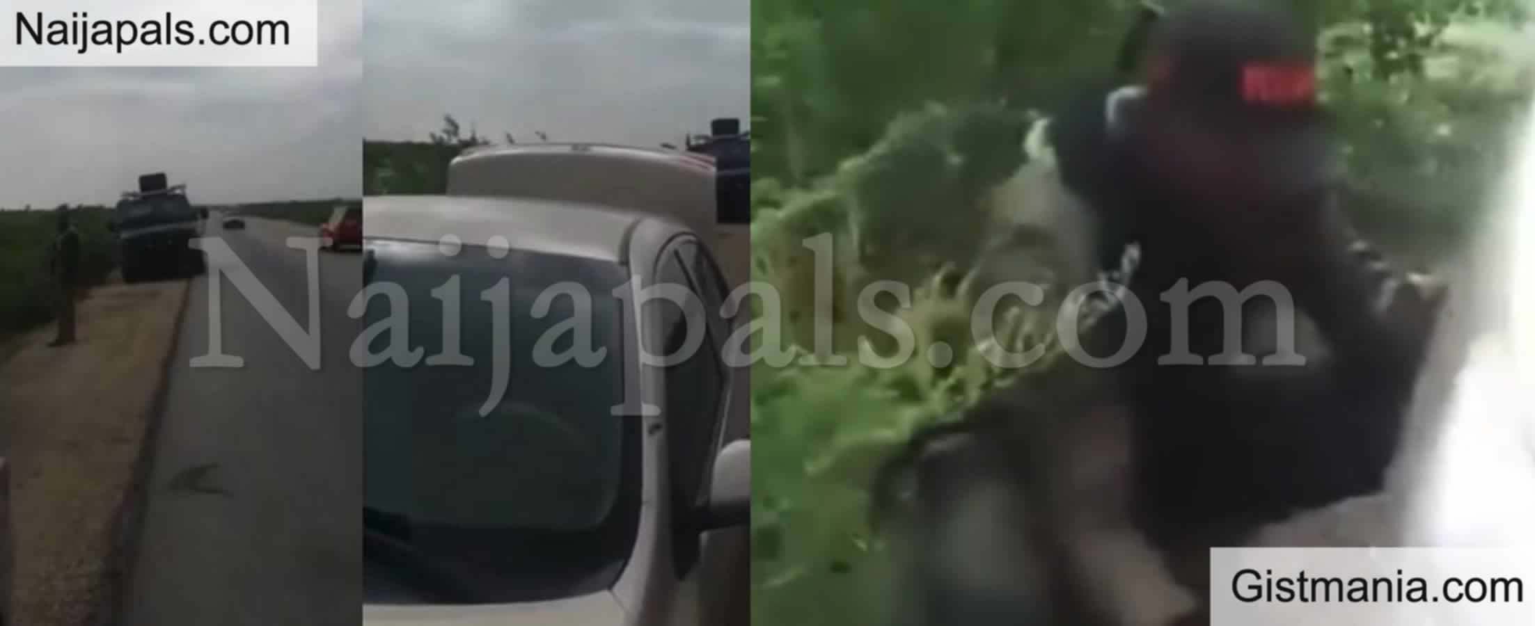 <img alt='.' class='lazyload' data-src='https://img.gistmania.com/emot/video.gif' /> <b>Man Who Survived Bandit Attack On Sokoto Expressway Narrates Ordeal</b (Video)