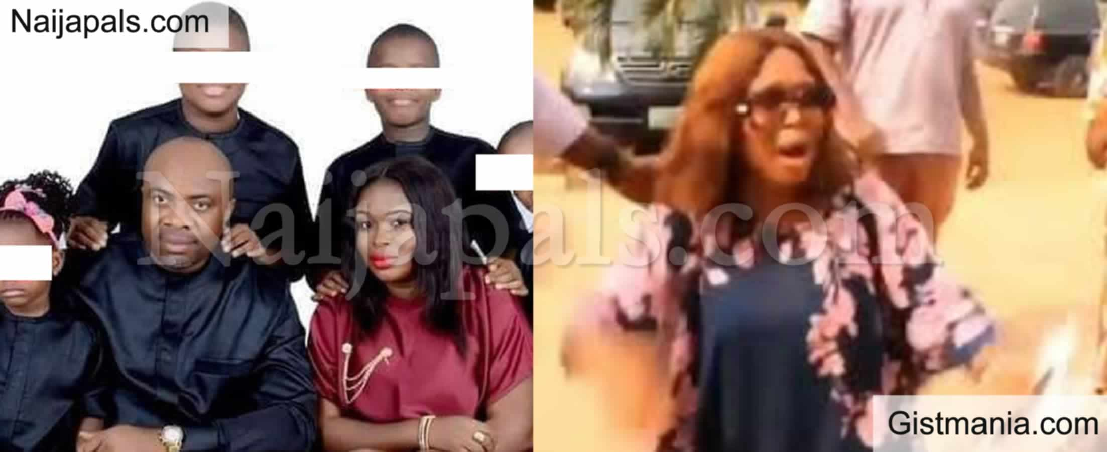 "<img alt='.' class='lazyload' data-src='https://img.gistmania.com/emot/comment.gif' /><b> ""My Husband Is Under A Spell By His Mistress"" - Wife Of Bank Manager, Blessing Ikpor Cries Out</b>"