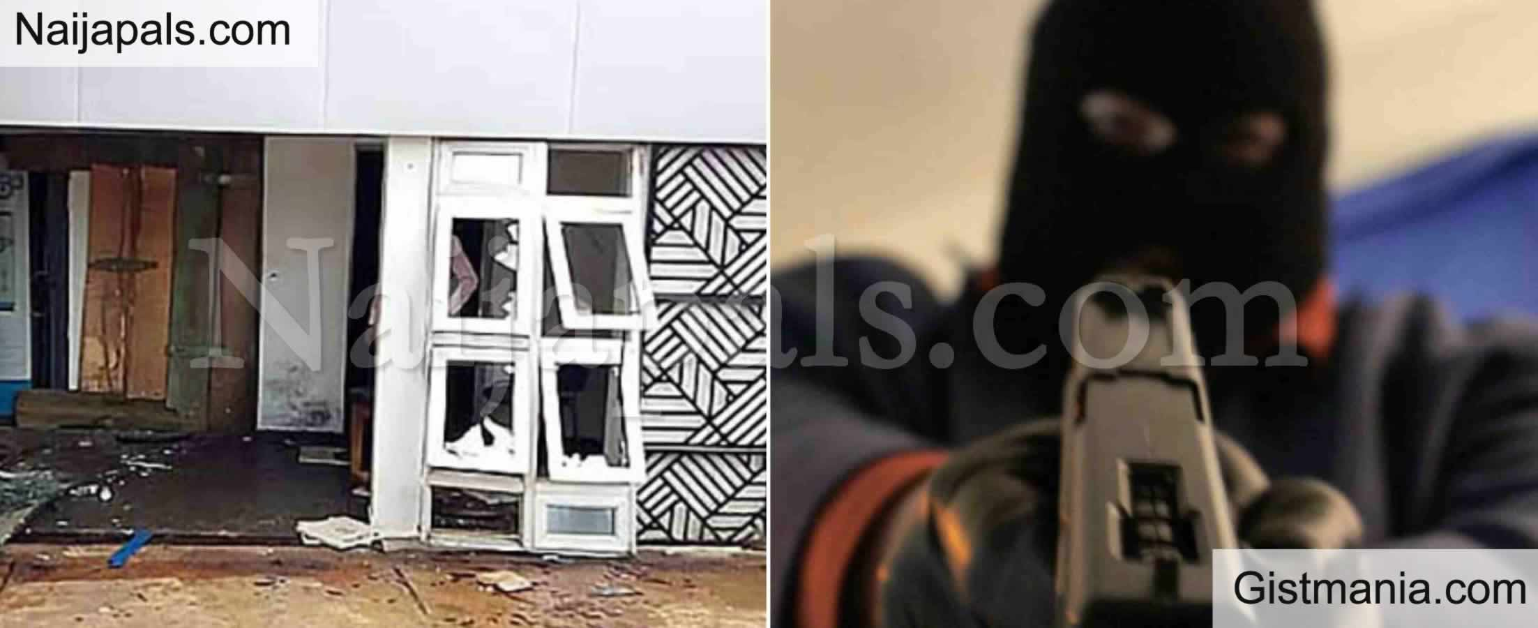 <img alt='.' class='lazyload' data-src='https://img.gistmania.com/emot/shocked.gif' /> <b>Commercials Banks Shut Down As Robbers Send 'Notice Of Attack' In Ogun</b>