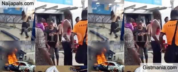 <img alt='.' class='lazyload' data-src='https://img.gistmania.com/emot/news.gif' /><img alt='.' class='lazyload' data-src='https://img.gistmania.com/emot/smh.gif' /> <b>Armed Robbers Attack Bank In Bayelsa ; Shoot Customer, Emmanuel Omomo Dead, Cart Away Cash</b>