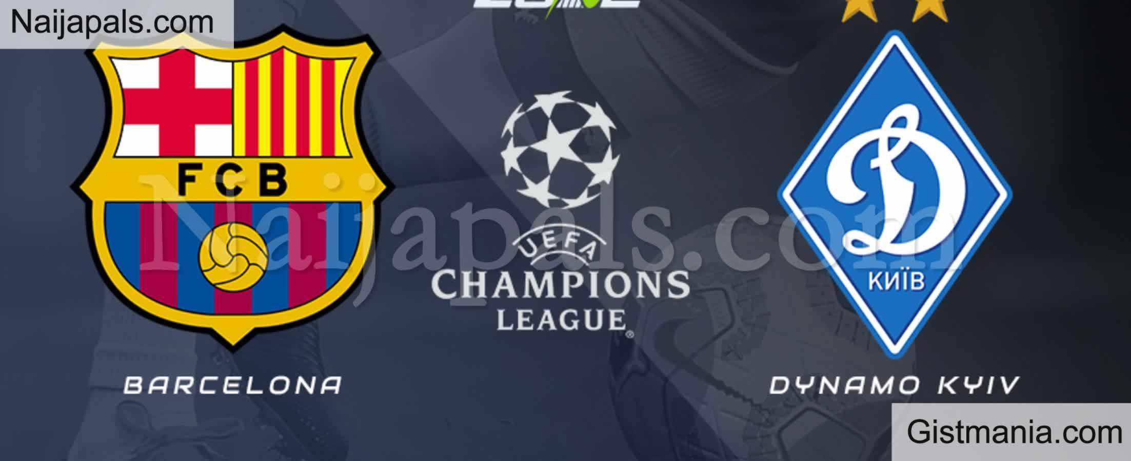 dynamo kyiv vs barcelona - photo #5