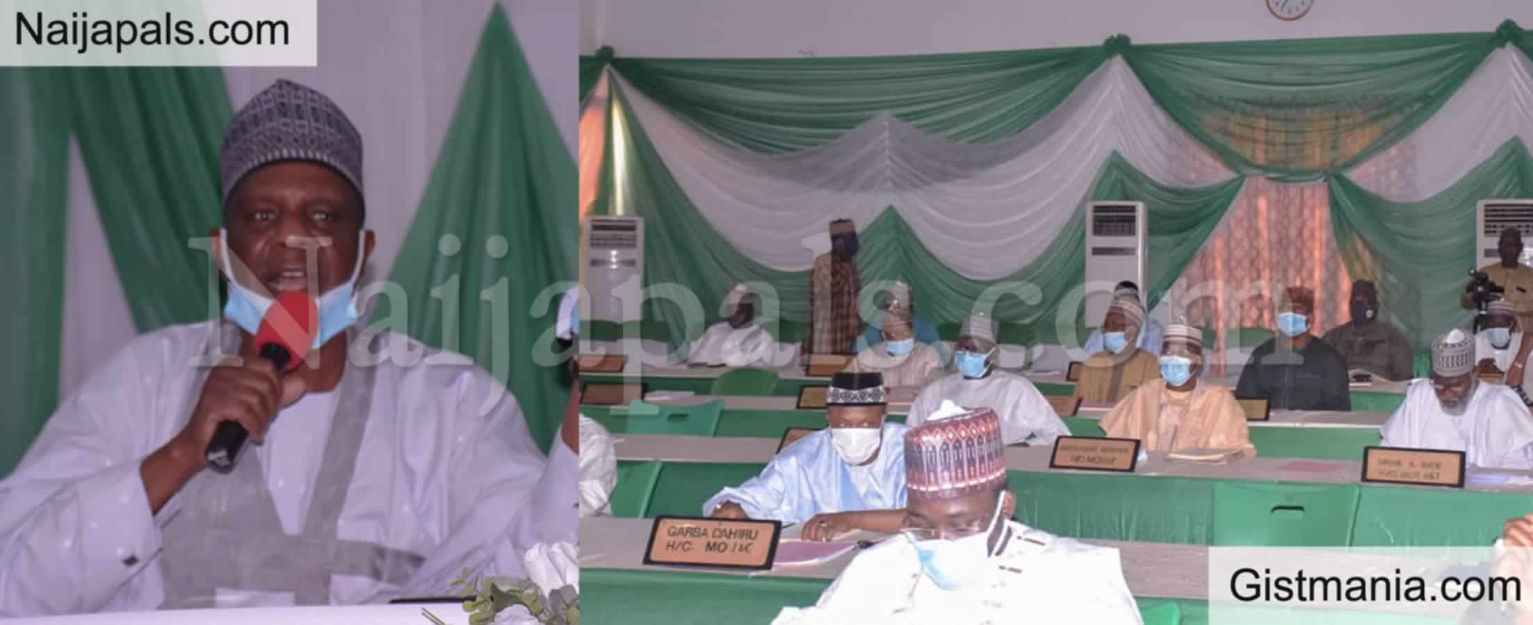 <img alt='.' class='lazyload' data-src='https://img.gistmania.com/emot/news.gif' /> UPDATE: <b>Ghost Workers Exposed As Bauchi Govt Removes 715 Civil Servants From Payroll</b>