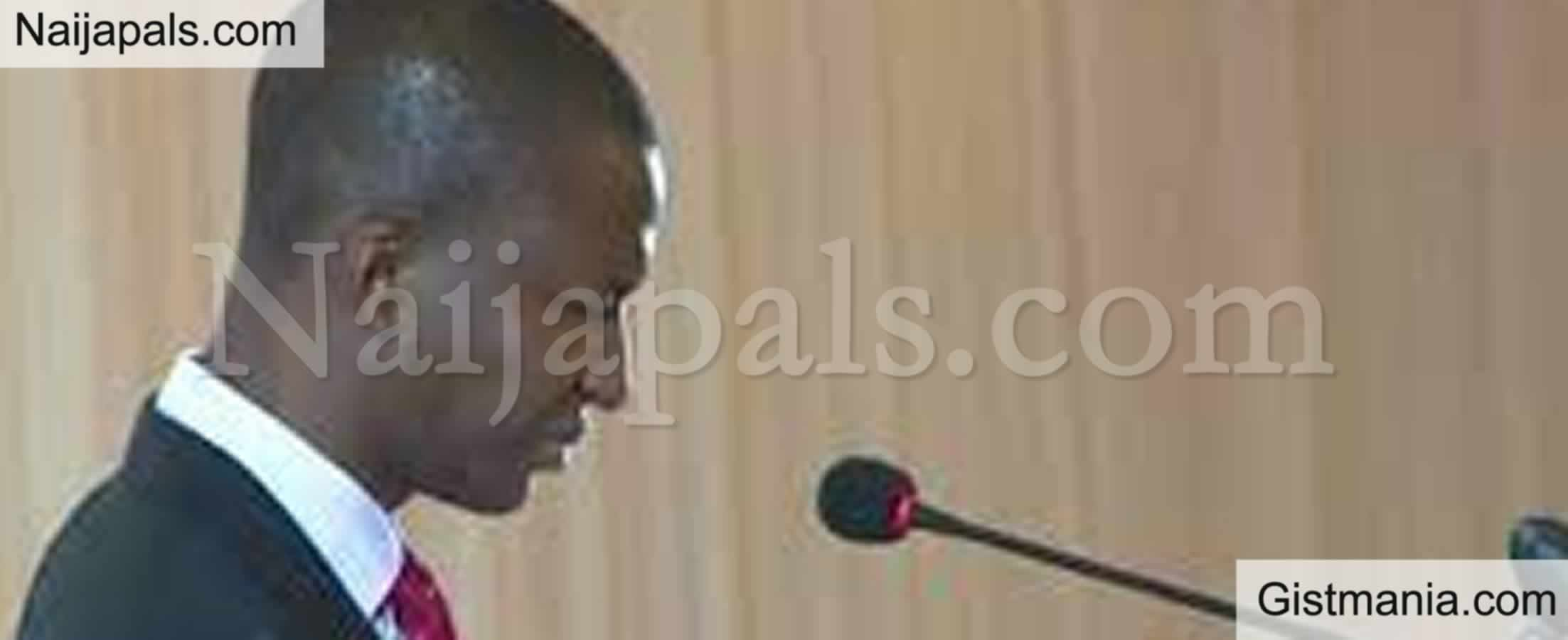 <img alt='.' class='lazyload' data-src='https://img.gistmania.com/emot/news.gif' /> <b>EFCC Gives Statement About Their Boss, Bawa's Collapse In Aso Rock</b>(Video)