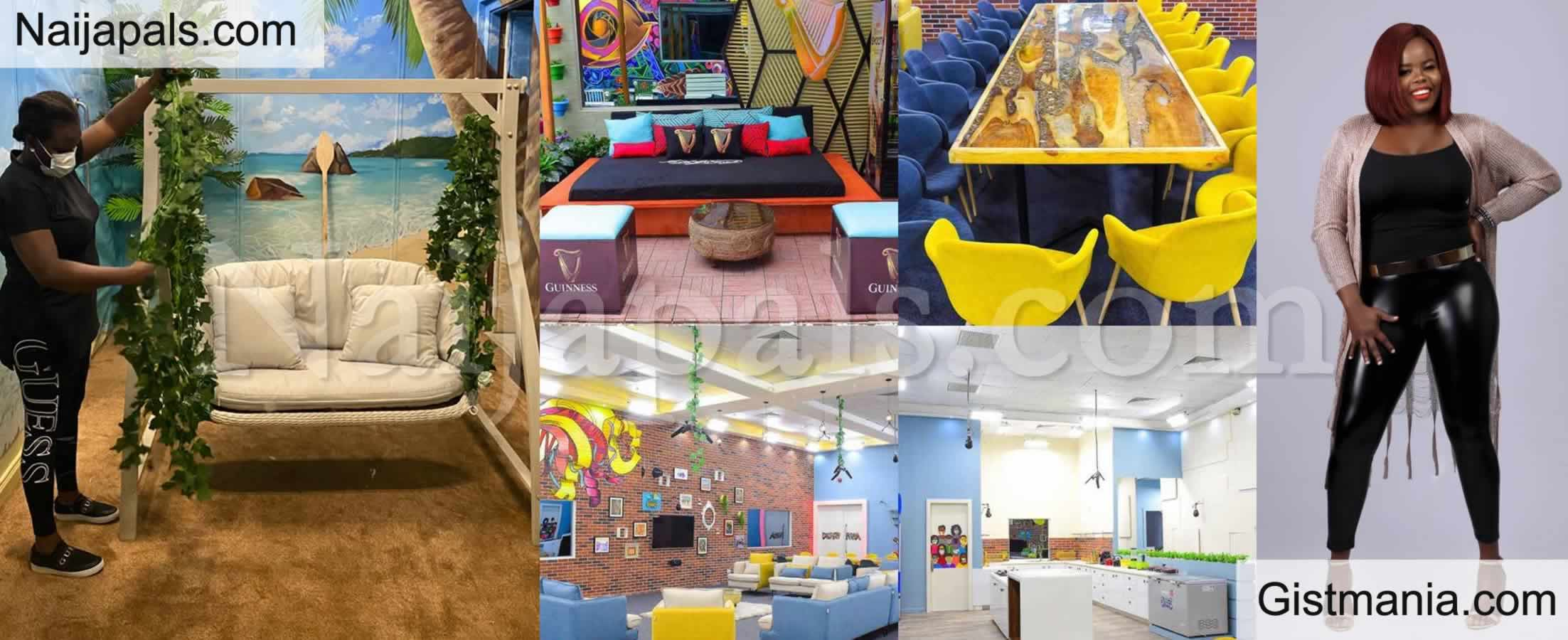 <img alt='.' class='lazyload' data-src='https://img.gistmania.com/emot/comment.gif' /> <b>How Much it Cost to Put The BBNaija 'Lockdown' House Together </b>+ The Lady Behind The Decoration