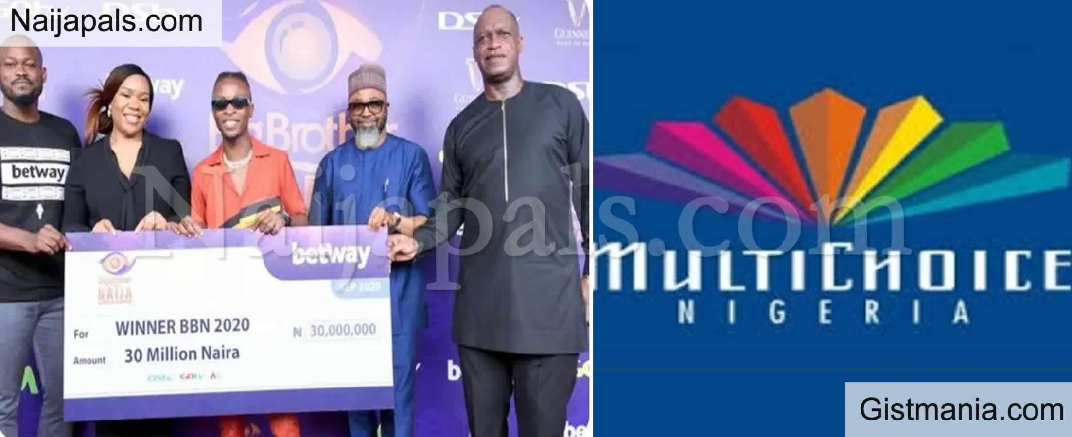 <img alt='.' class='lazyload' data-src='https://img.gistmania.com/emot/comment.gif' /> <b>It Costs N3.5 Billion To Successfully Host BBNaija 2020 - CEO, MultiChoice Nigeria, John Ugbe</b>