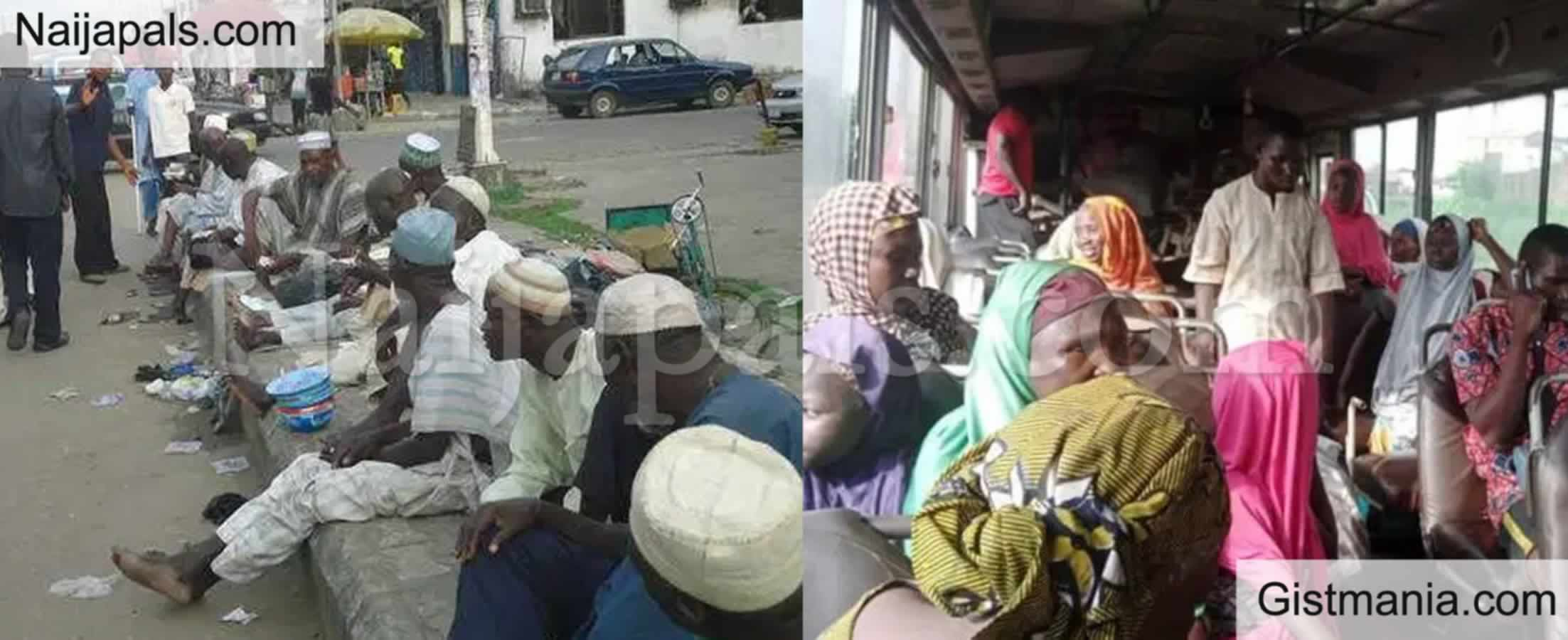 <img alt='.' class='lazyload' data-src='https://img.gistmania.com/emot/news.gif' /> <b>Oyo State Government Evacuates Beggars From Sabo Area To Akinyele For Resettlement </b>
