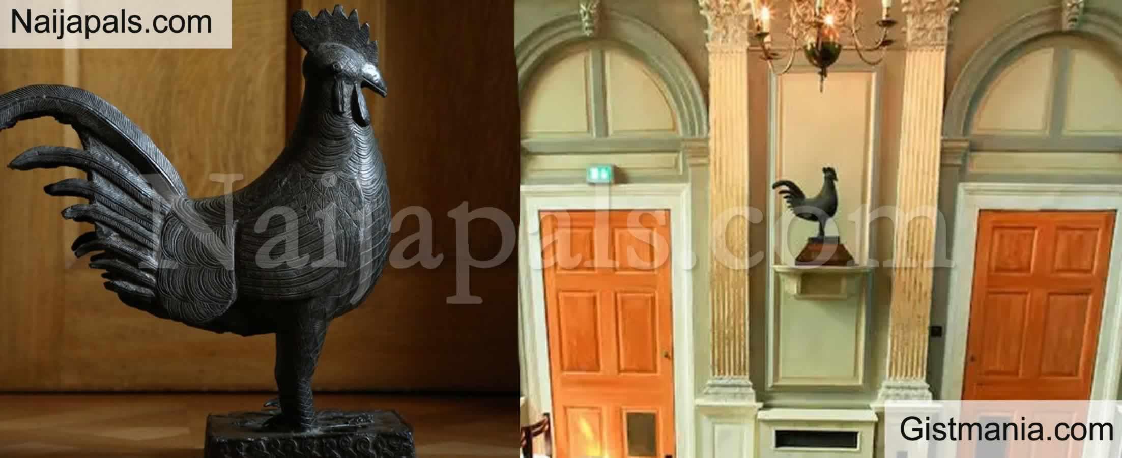 <img alt='.' class='lazyload' data-src='https://img.gistmania.com/emot/comment.gif' /> <b>University of Cambridge Returns Benin Bronze That Was Stolen From Nigeria Over 100 Years Ago</b>