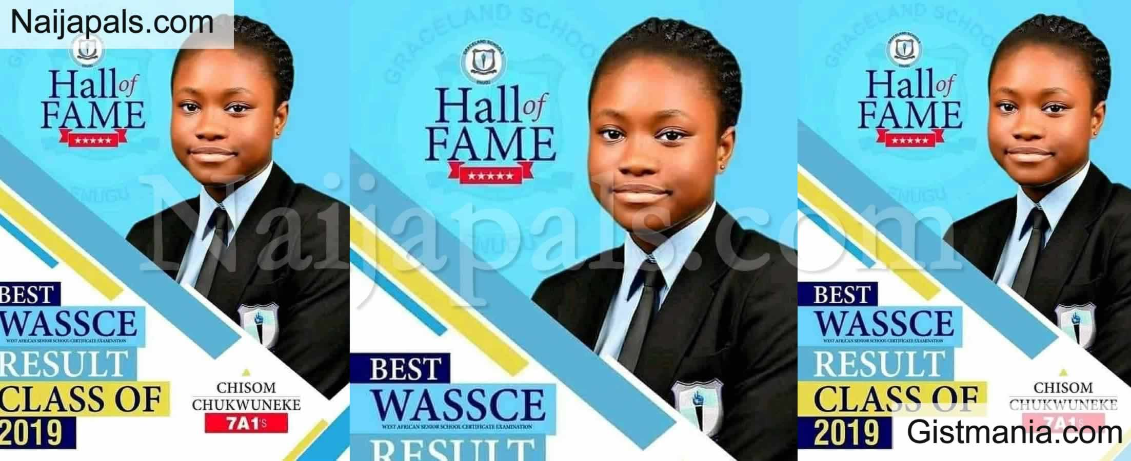 <img alt='.' class='lazyload' data-src='https://img.gistmania.com/emot/cry.gif' /> So sad! <b>17-Year-Old Girl, Chisom Chukwuneke Who Got 7 A1s In WAEC Dies</b>