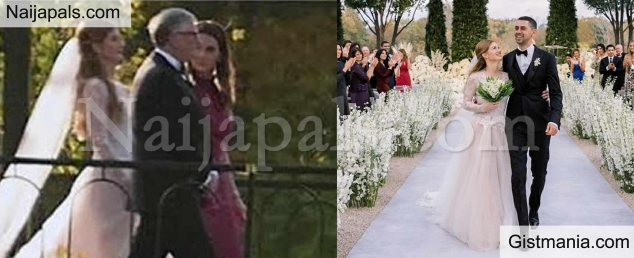 <img alt='.' class='lazyload' data-src='https://img.gistmania.com/emot/rose.gif' /> <b>Bill Gates' Daughter, Jennifer, Marries Nayel Nassar In Private Ceremony</b>