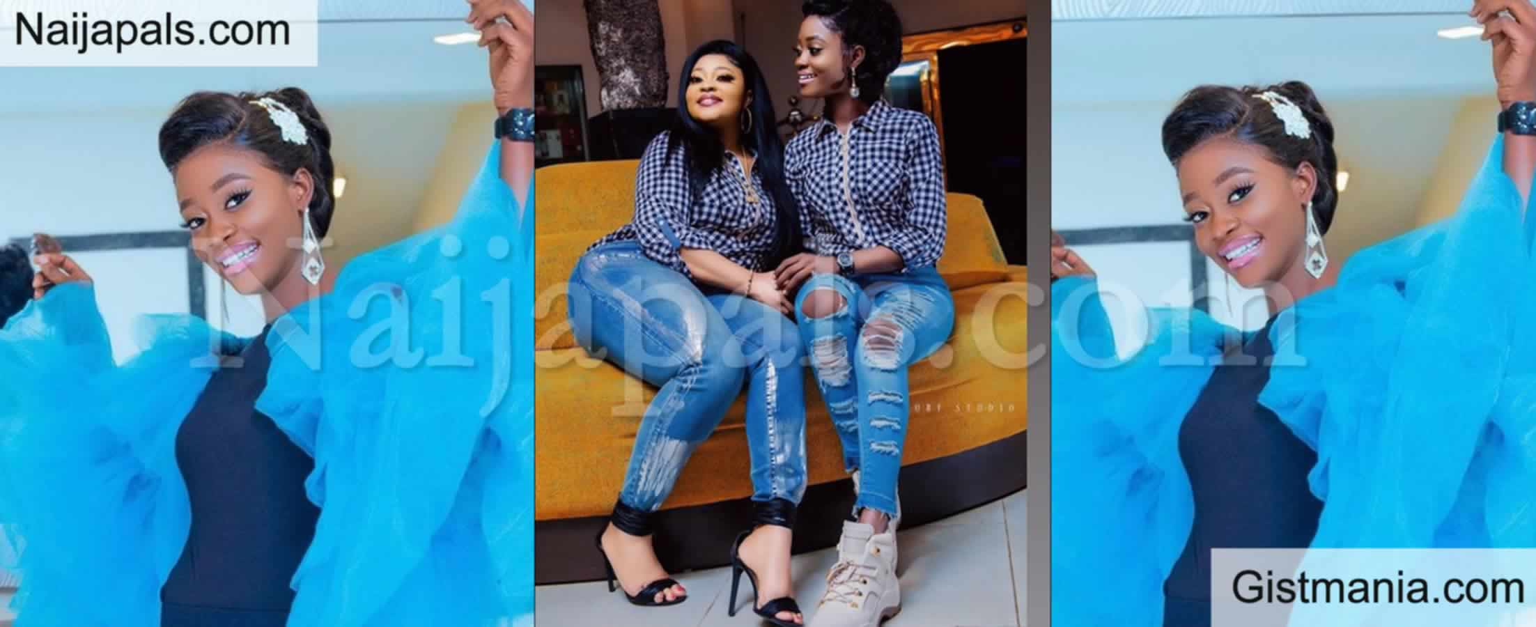 <img alt='.' class='lazyload' data-src='https://img.gistmania.com/emot/comment.gif' /><b> Endowed Actress, Biodun Okeowo's Daughter, Victoria Defends Her Mother After Being Trolled</b>