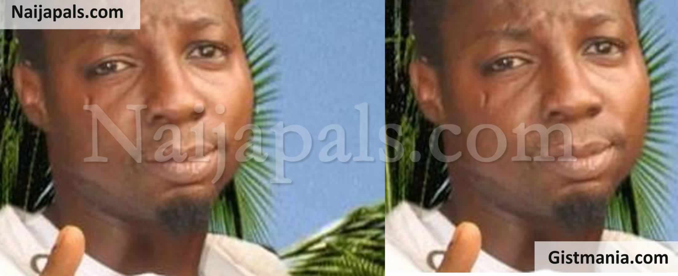 <img alt='.' class='lazyload' data-src='https://img.gistmania.com/emot/news.gif' /> BREAKING! <b>Leader Of Dreaded 'One Million Boys', Biola Ebila Shot Dead By Police In Ibadan</b>