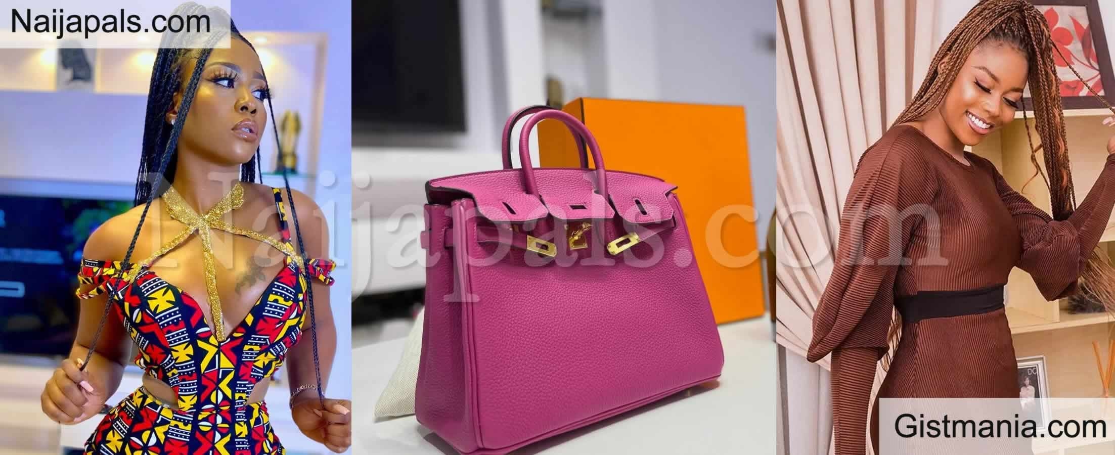 <img alt='.' class='lazyload' data-src='https://img.gistmania.com/emot/comment.gif' /> <b>Actress Lilian Afegbai Flaunts Her Newly Acquired Birkin Bag Worth N10m</b> (Photos)