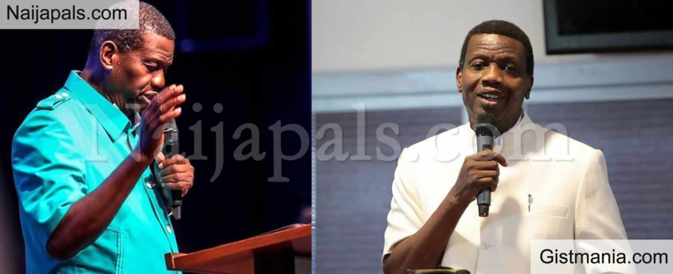 <img alt='.' class='lazyload' data-src='https://img.gistmania.com/emot/news.gif' /> <b>Pastor Adeboye's Private Helicopter Has Been Banned From Flying</b>