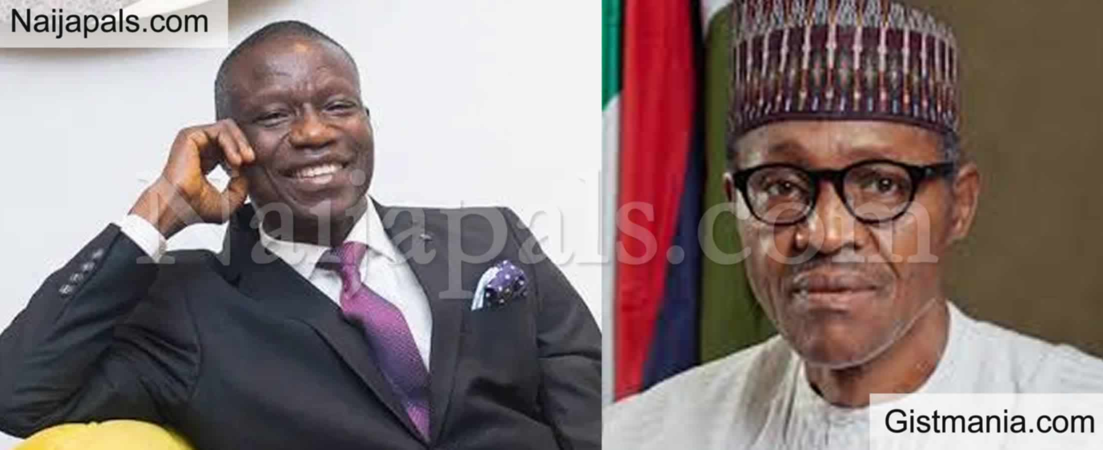 <img alt='.' class='lazyload' data-src='https://img.gistmania.com/emot/news.gif' /> <b>Pre. Buhari Reacts Over The Emergence Of Bishop Wale Oke As New President Of PFN</b>