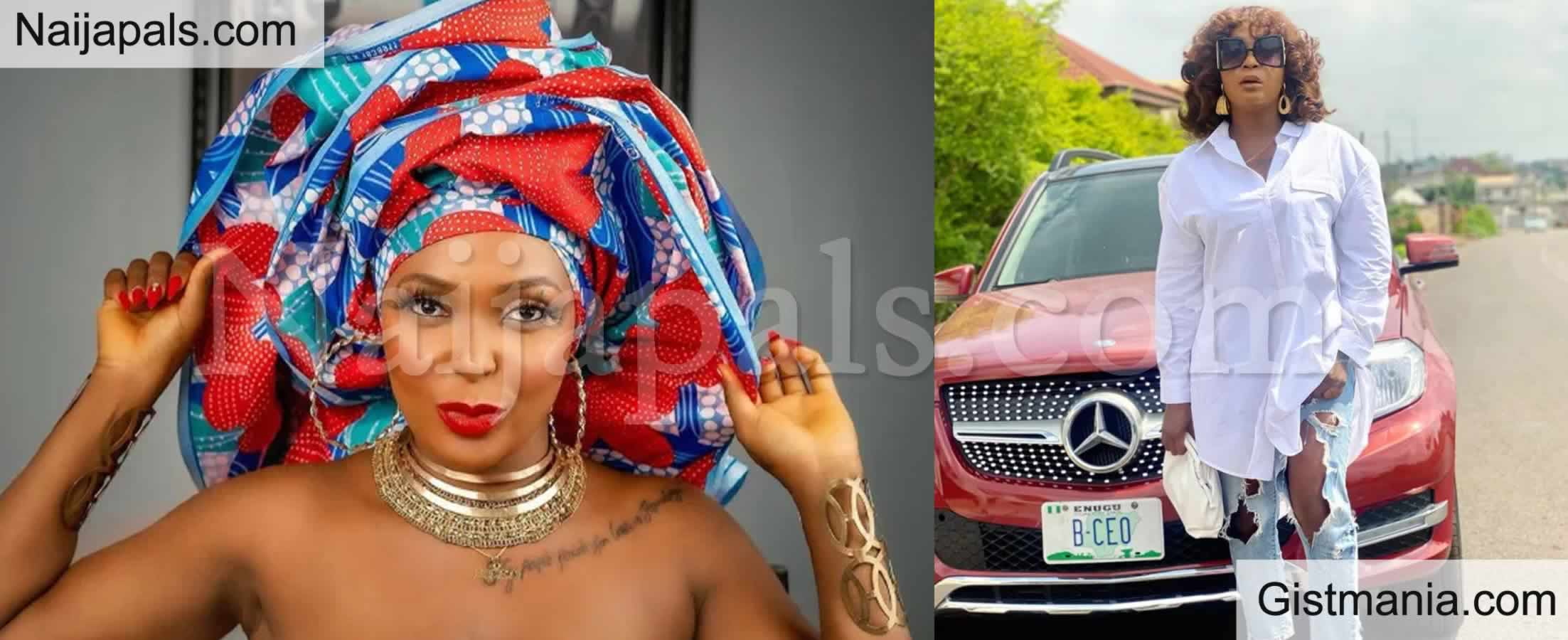 """<img alt='.' class='lazyload' data-src='https://img.gistmania.com/emot/shocked.gif' /> <b>""""Side Chics Are Karma To Married Women Who Dated Married Women"""" – Blessing Okoro Blows Hot</b>"""