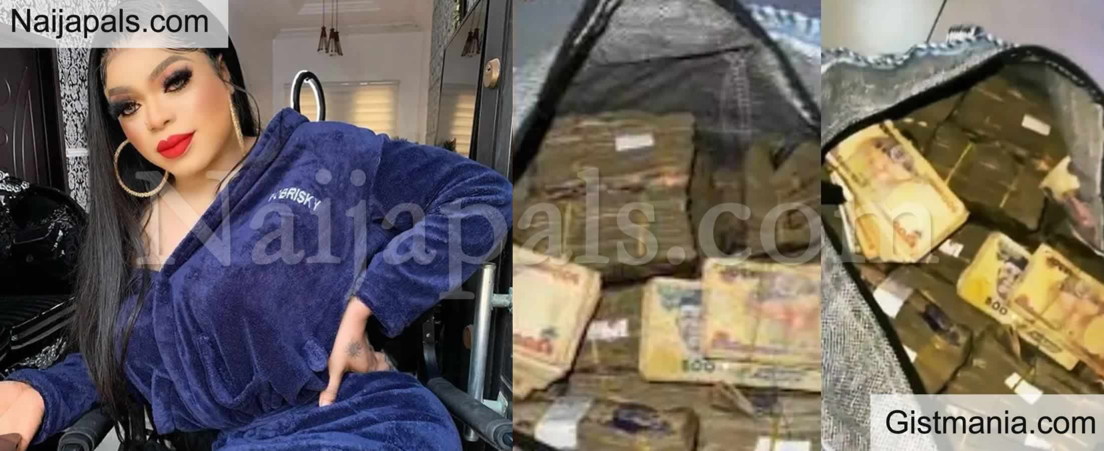 <img alt='.' class='lazyload' data-src='https://img.gistmania.com/emot/video.gif' /> Money is Everything – <b>Bobrisky Opens up on His Love For Money</b> (VID)