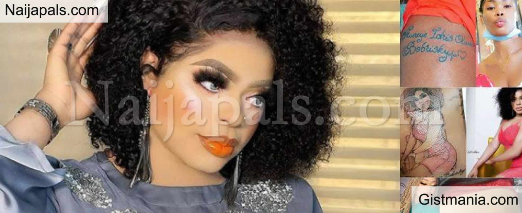 <img alt='.' class='lazyload' data-src='https://img.gistmania.com/emot/comment.gif' /> <b>Bobrisky Reduces Reward Price Of Fans That Tattooed His Name On Their Body Due To Rising Numbers Of Fans</b>