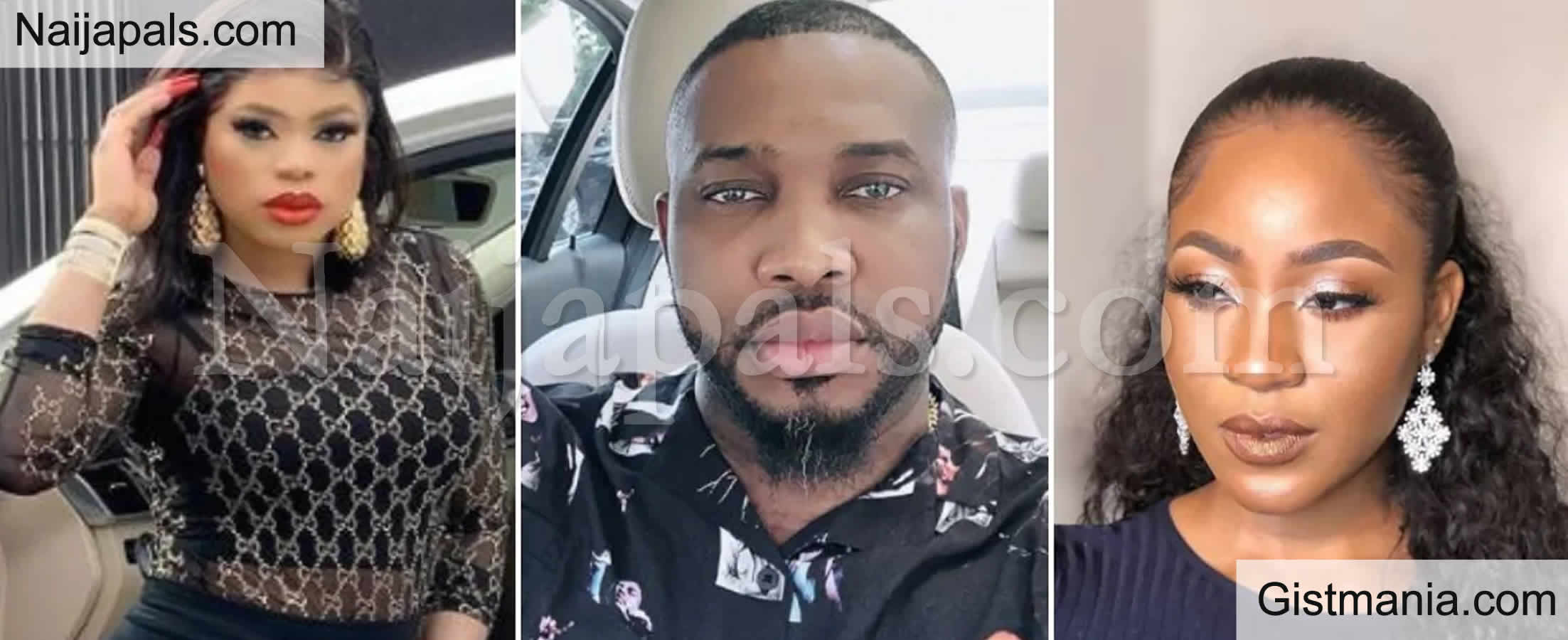 <img alt='.' class='lazyload' data-src='https://img.gistmania.com/emot/comment.gif' /> <b>Bobrisky Blasts Car Dealer, Chidi Mike Over Failed Promise To Erica, Check Out His Reaction</b>
