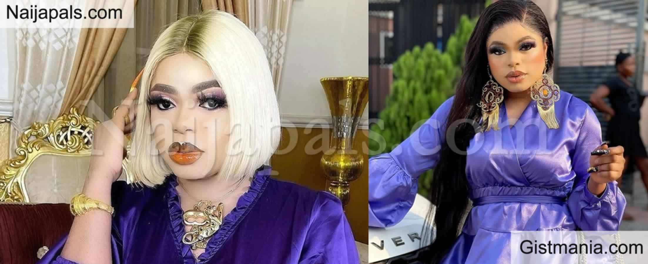 <img alt='.' class='lazyload' data-src='https://img.gistmania.com/emot/comment.gif' /> <b>Popular Crossdresser, Bobrisky Sets To Spend N532 Million On His 30th Birthday</b>