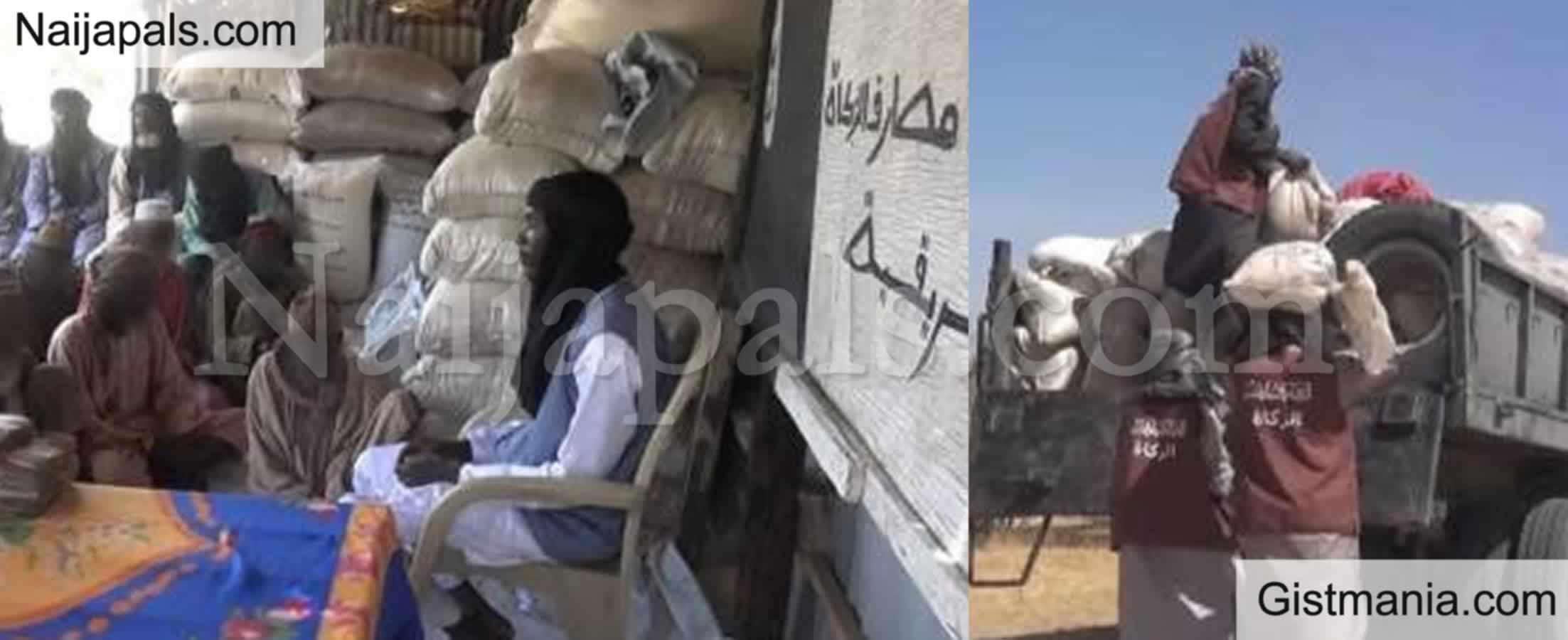 <img alt='.' class='lazyload' data-src='https://img.gistmania.com/emot/news.gif' /> <b>Boko Haram Distributes Ramadan Packages, Cash To Borno, Yobe Residents</b> (PHOTOS)