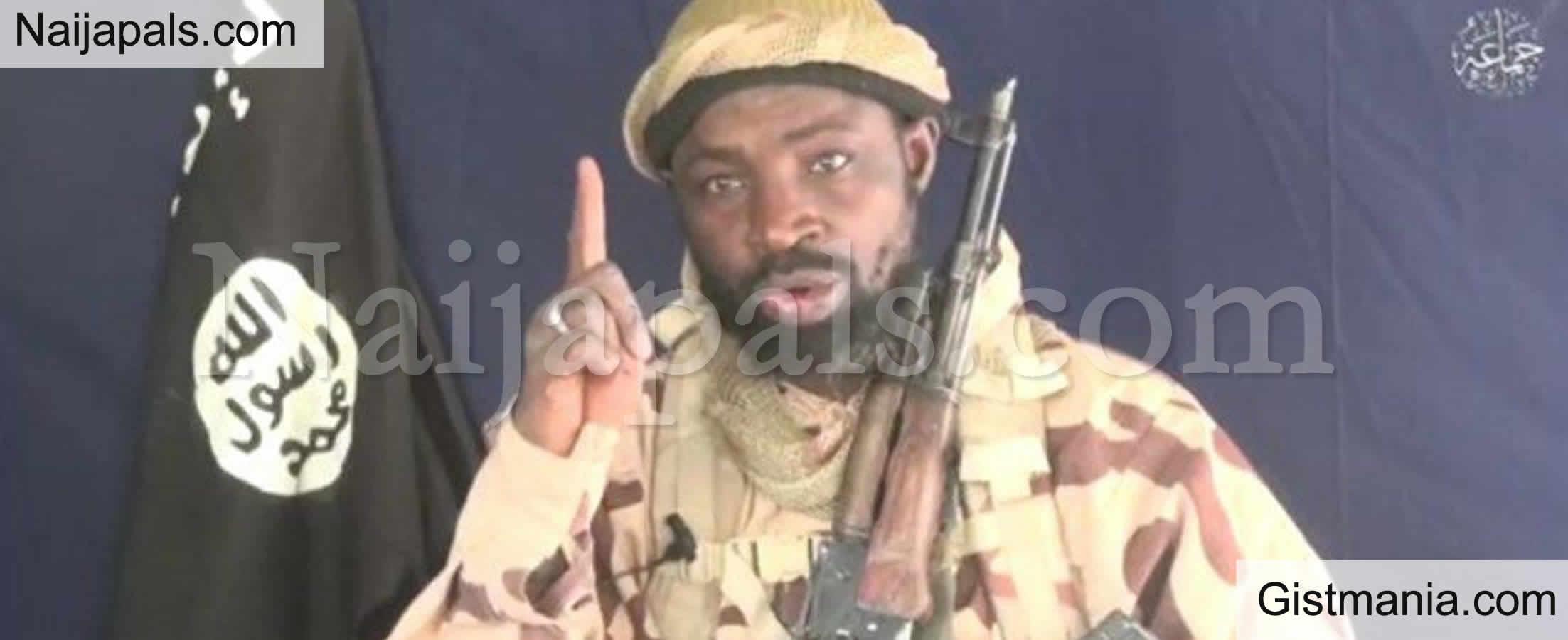 <img alt='.' class='lazyload' data-src='https://img.gistmania.com/emot/news.gif' /> <b>Boko Haram Leader, Abubakar Shekau Condemns Death Sentence Handed To Kano Singer Over Blasphemy</b>