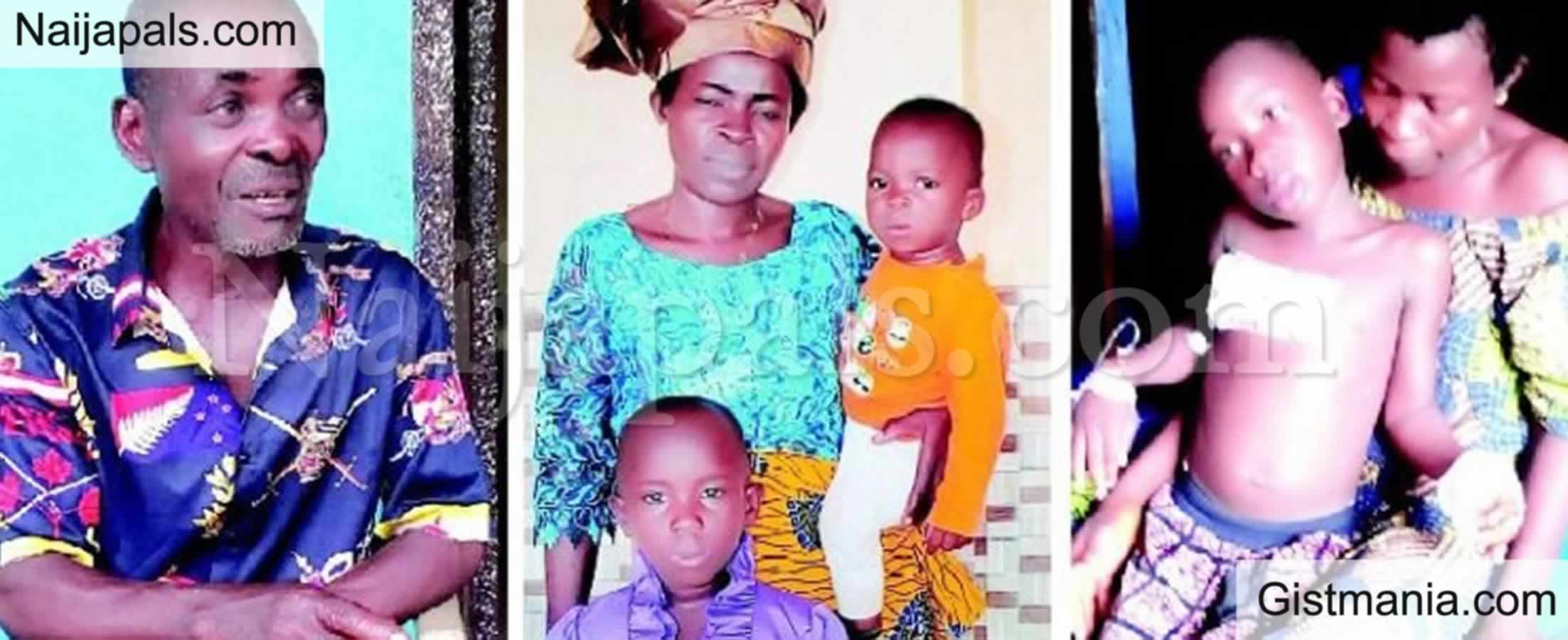 <img alt='.' class='lazyload' data-src='https://img.gistmania.com/emot/cry.gif' /> Sad Story Of <b>How Kidnappers Chasing Their Gang Leader Killed A 3 Year Old Boy &Shot His Sister </b>