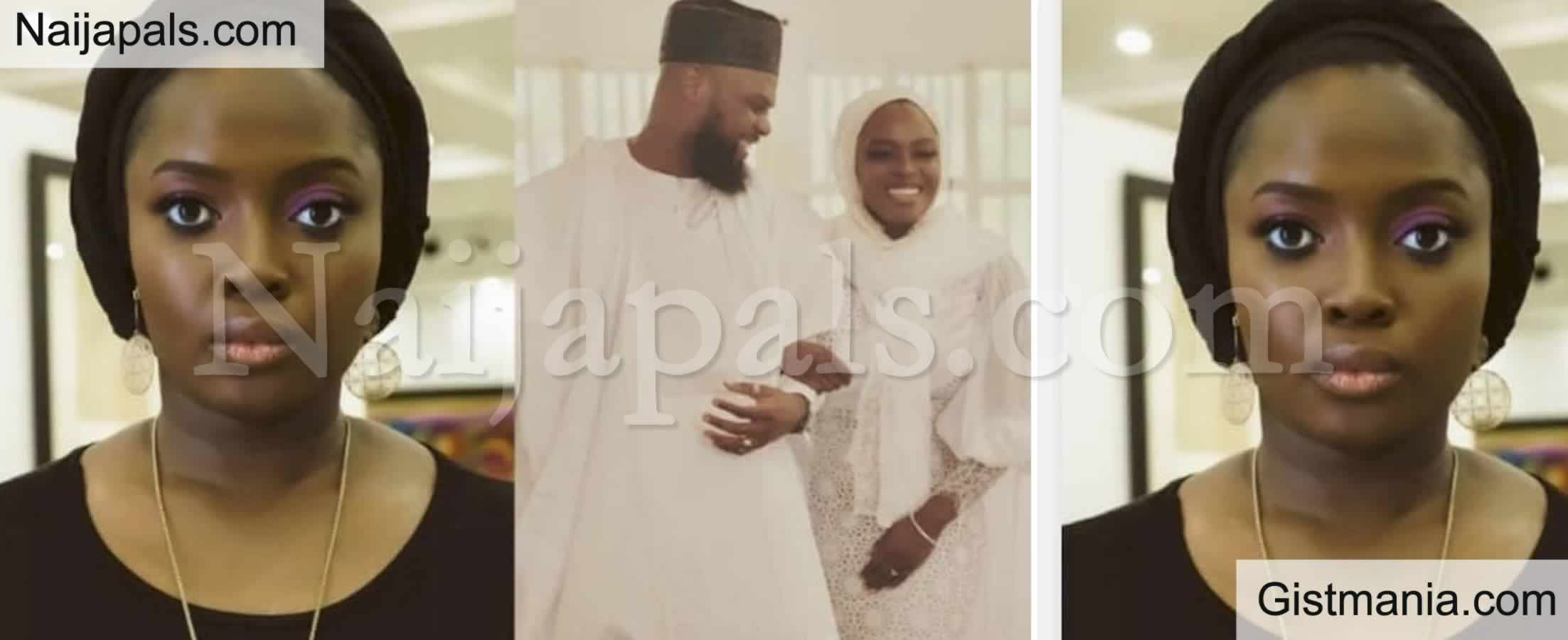 <img alt='.' class='lazyload' data-src='https://img.gistmania.com/emot/news.gif' /> <b>Lady Ask Court To Dissolve Her One Week Old Marriage Because Her Husband's Manhood Is Too Big</b>