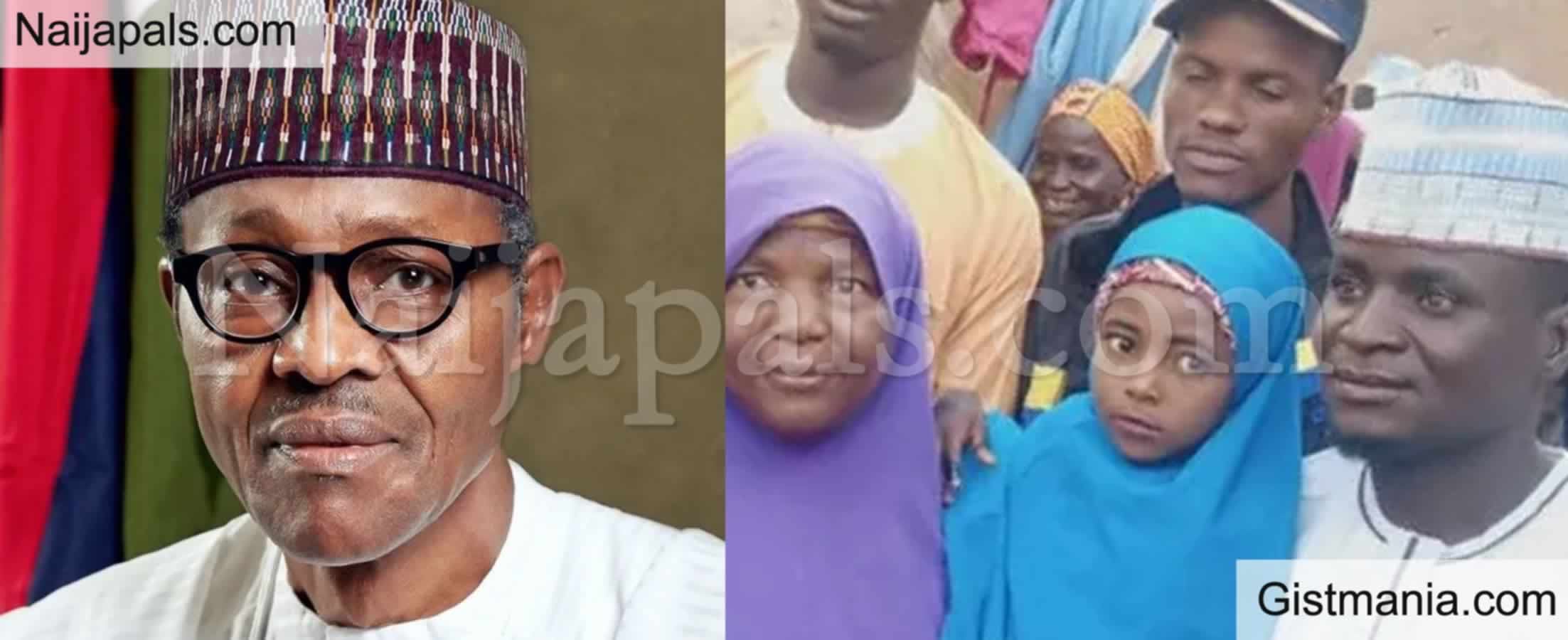 <img alt='.' class='lazyload' data-src='https://img.gistmania.com/emot/comment.gif' /> <b>Katsina Man Who Names His Daughter After Pre. Buhari Changes Her Name Says He Has Failed</b>
